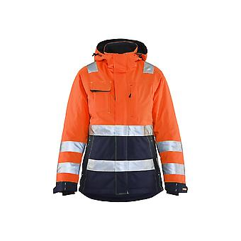 Blaklader hi-vis winter jacket 48721987 - womens