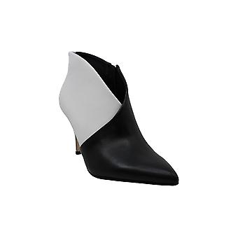 Jessica Simpson Womens Snakeskin Pointed Toe Ankle Fashion Boots