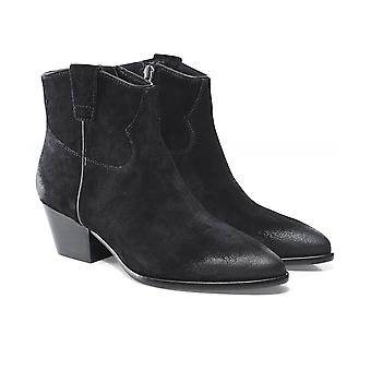 Ash Houston Suede Ankle Boots