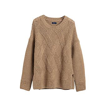 Gant Women's Sweaters Relaxed Fit