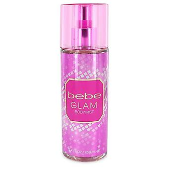 Bebe Glam Body Mist By Bebe 8.4 oz Body Mist