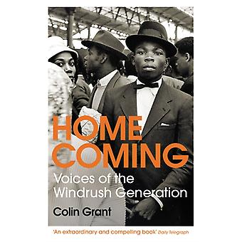 Homecoming by Grant & Colin