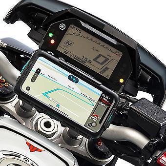 Vedenpitävä moottoripyörä kova tapauksessa ohjaustanko asentaa apple iphone 11 pro