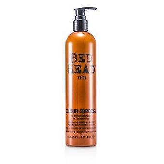Bed Head Colour Goddess Oil Infused Shampoo (For Coloured Hair) 400ml or 13.5oz