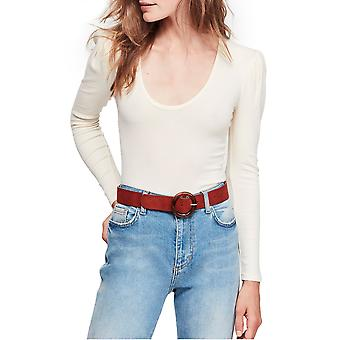 Intimately By Free People | Hey Lady Puff Sleeve Ribbed Top