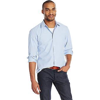 Brand - Goodthreads Men's Standard-Fit Long-Sleeve End on End Shirt