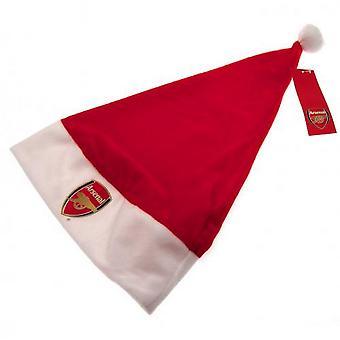 Arsenal FC joulu Santa hattu