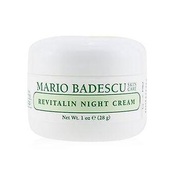 Revitalin Night Cream - For Dry or  Sensitive Skin Types 29ml or 1oz