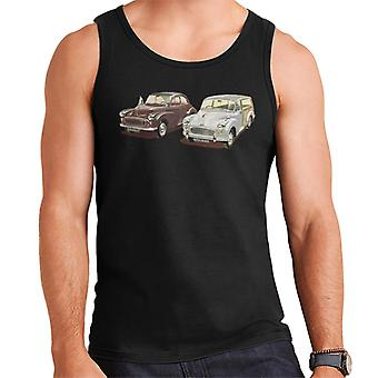 Morris Minor Classic British Motor Heritage Men's Vest