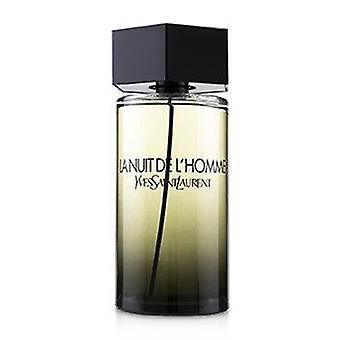 La Nuit De L'Homme Eau De Toilette Spray 200ml or 6.7oz
