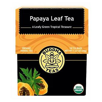 Buddha Teas Papaya Leaf Tea, 18 Bags