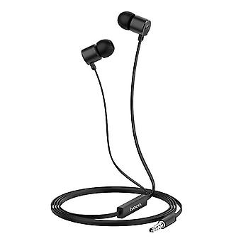 HOCO M63 Universal 3.5mm Wired Line Control In-Ear Earphone With Mic for Android