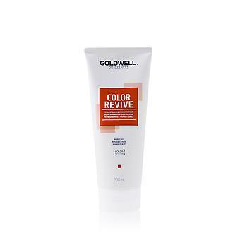 Dual senses color revive color giving conditioner # warm red 253468 200ml/6.7oz