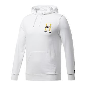 リーボック クラシックス GP ホテル パーカー FT7457 ユニバーサル オールイヤー 男性 スウェットシャツ