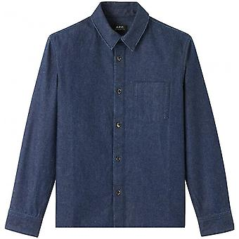 A.p.c Denim Shirt