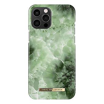 iDeal Of Sweden iPhone 12 Pro Max Shell - Crystal Green Sky