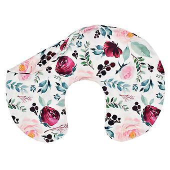 Nursing Infant Baby Breastfeeding Pillow Cover- Newborn Cute Nursing Slipcover,