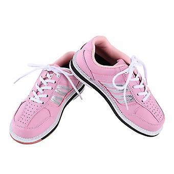 Bowling Shoes With Skidproof Sole-sport Sneakers