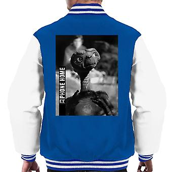 E.T. Phone Home Cinematic Shot Men's Varsity Jacket