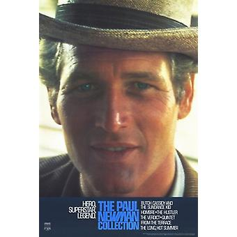 Paul Newman Movie Poster (11 x 17)