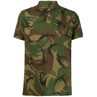 Camo Pony Polo Shirt