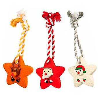 Trixie Brinquedo Especial de Natal com Estrela de L?tex