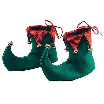 Bristol novelty ba853 adult christmas shoe, unisex, one size 1