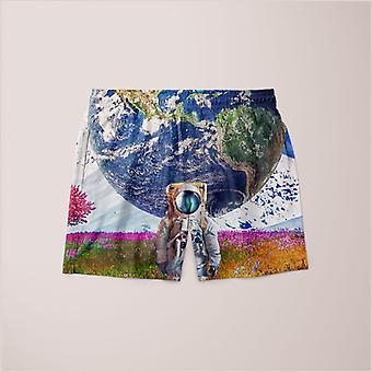 The world behind shorts