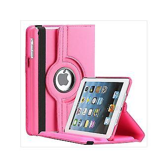 FONU 360° Couverture bibliothèque iPad Air 1 (2013) - 9,7 pouces - A1474 - A1475 - Brun