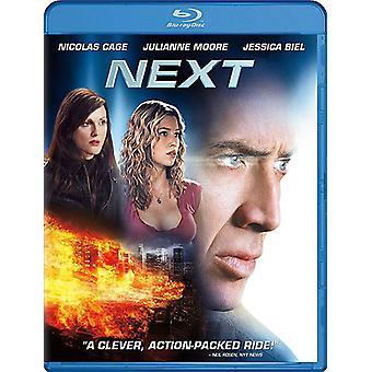 Next [Blu-ray] USA import