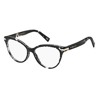 Marc Jacobs Marc 188 9WZ Havana-Black Crystal Glasses