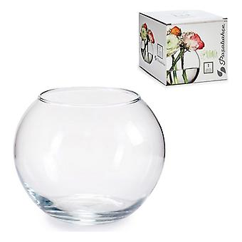 Pecera Glass Crystal Colour (12 x 10