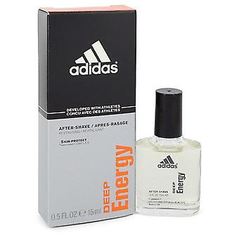 Adidas Deep Energy After Shave By Adidas 0.5 oz After Shave