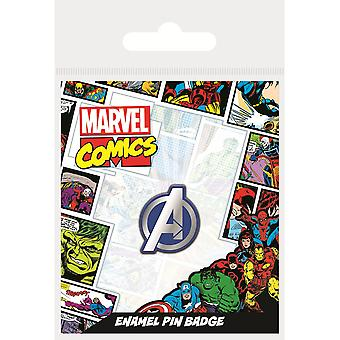Avengers Emaille Logo Abzeichen