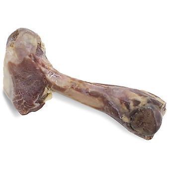 Serranitos Maxi Ham Bone в вакуумной упаковке (собаки, лакомства, кости)