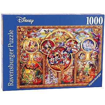 Ravensburger Puzzle Die besten Disney Themen 1000 Stück