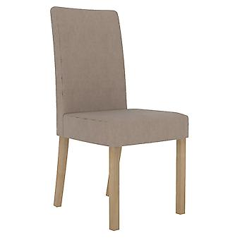 Medlly Chair Beige (Pack Of 2)