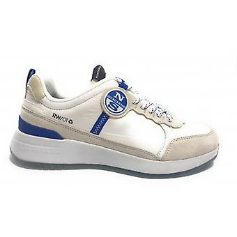 North Sails Sneakers Mod. One 022 White Us20ns02