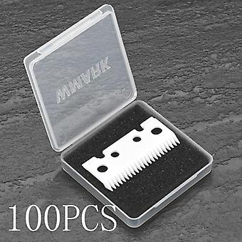 Ceramic Moving Blade With Box For Cordless Clipper  D8 T-outliner 8081 Detailer