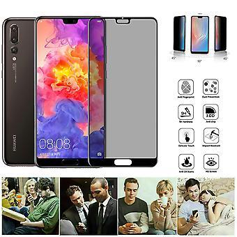 Huawei P20 Pro - Protección de pantalla de cristal templado de privacidad
