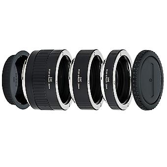 Jjc auto focus rozszerzenie rury z ekspozycją ttl do zbliżenia fotografii canon ef /ef-s mo wof44713
