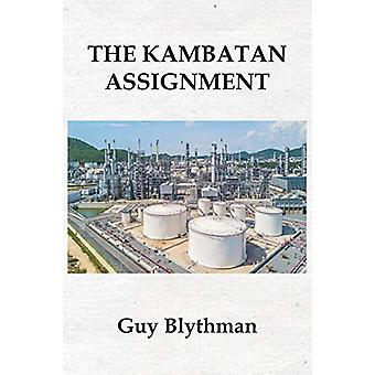 The Kambatan Assignment by Guy Blythman - 9781789555882 Book