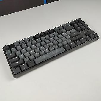 K320 Mechanical Keyboard Using Cherry Mx Switches Pbt Doubleshot Keycaps Switch
