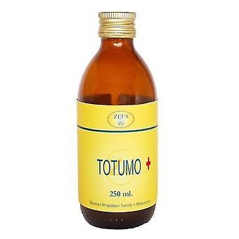 Suplementos Zeus Totumo Syrup 250 ml