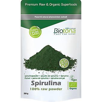 Biotona Spiruline en Poudre 200 gr