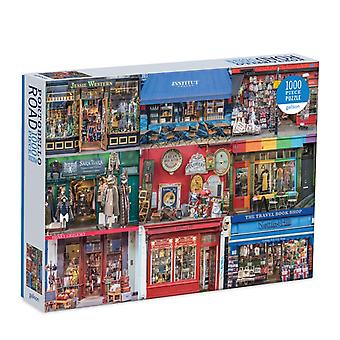 Portobello Road 1000 Piece Puzzle by By photographer James Ogilvy & Created by Galison