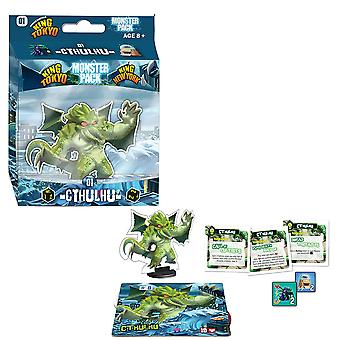 King of Tokyo Cthulhu Monster Expansion Pack