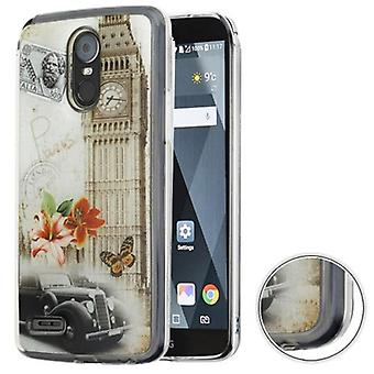 MYBAT BIG BEN KRYSTAL GEL CANDY SKIN COVER FOR STYLO 3/STYLO 3 PLUS