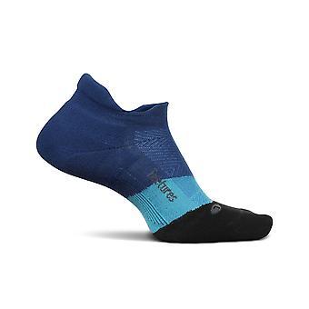 Feetures Elite Cushion No Show Tab Unisex Socks