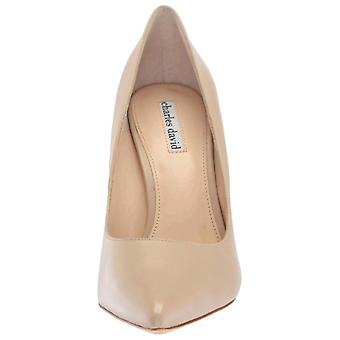Charles David Womens Calessi Suede Pointed Toe Classic Pumps